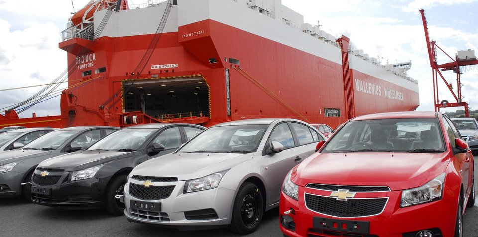 Cruze proves popular in UK