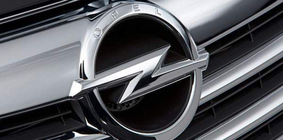 Opel talks with Belgium's RHJ move froward
