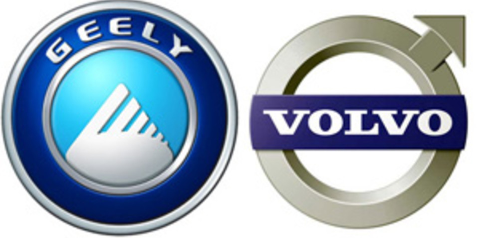 Geely, Ford deal complete says Volvo