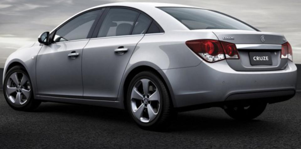 SA in bid to build electric Holden Cruze