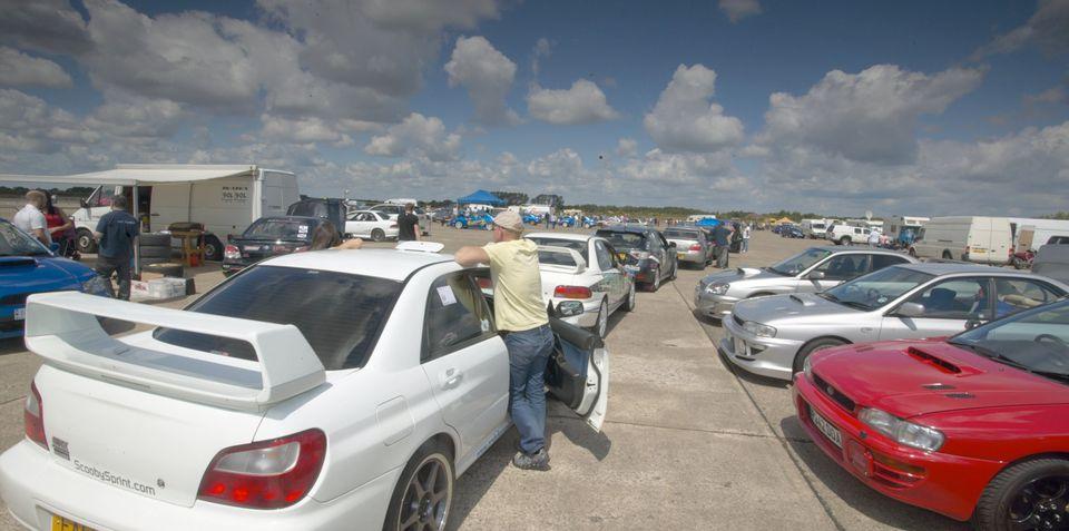 Fastest Subarus in the UK