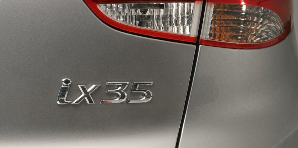 Hyundai ix35 to be revealed at Frankfurt