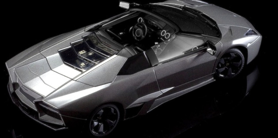 Lamborghini Reventon Roadster rumoured for Frankfurt Motor Show