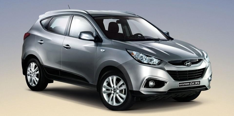 2010 Hyundai ix35 (Tucson)