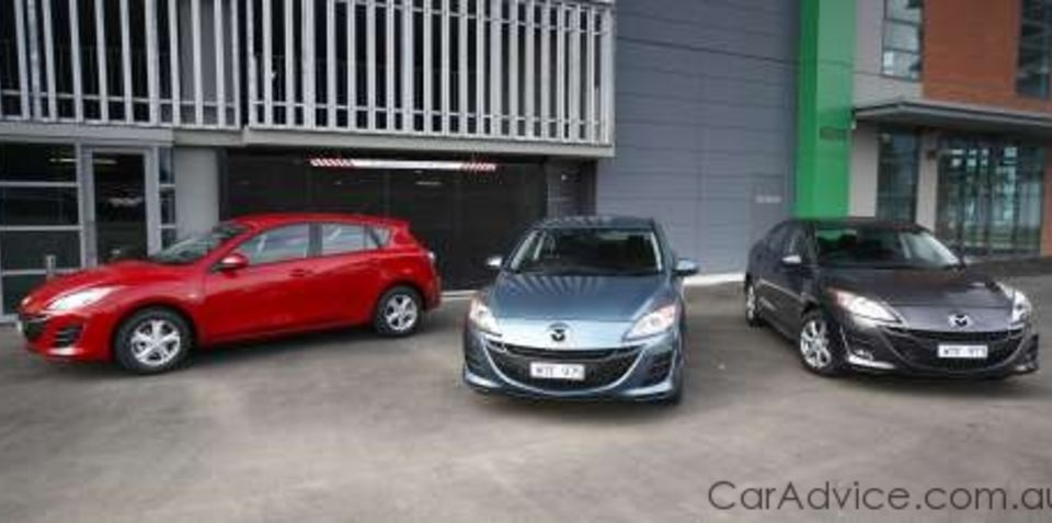 Mazda to offer buyers early duty cut savings