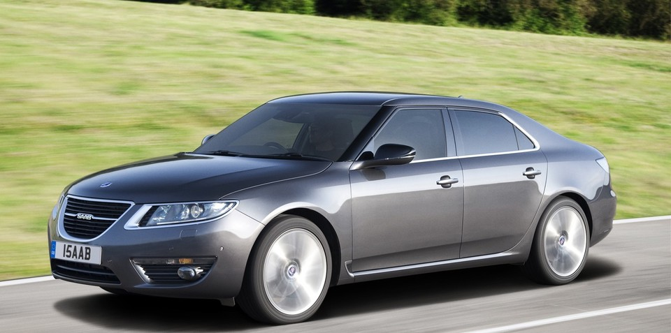 Spyker plans to rebuild Saab around 9-5, compact 9-1 model shelved