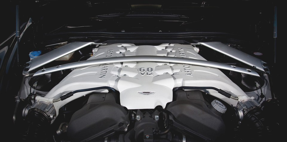 Aston Martin considering six-cylinder engines: report