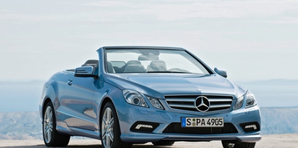 Mercedes-Benz sees solid '09 result, stronger sales expected in 2010