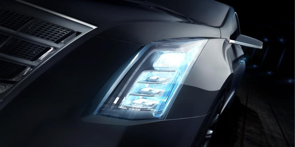 2011 Cadillac CTS-V Coupe & new concept car to be unveiled at Detroit