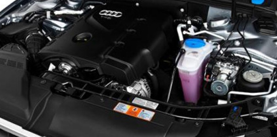 Audi TFSI engines earn two places in Ward's top ten list