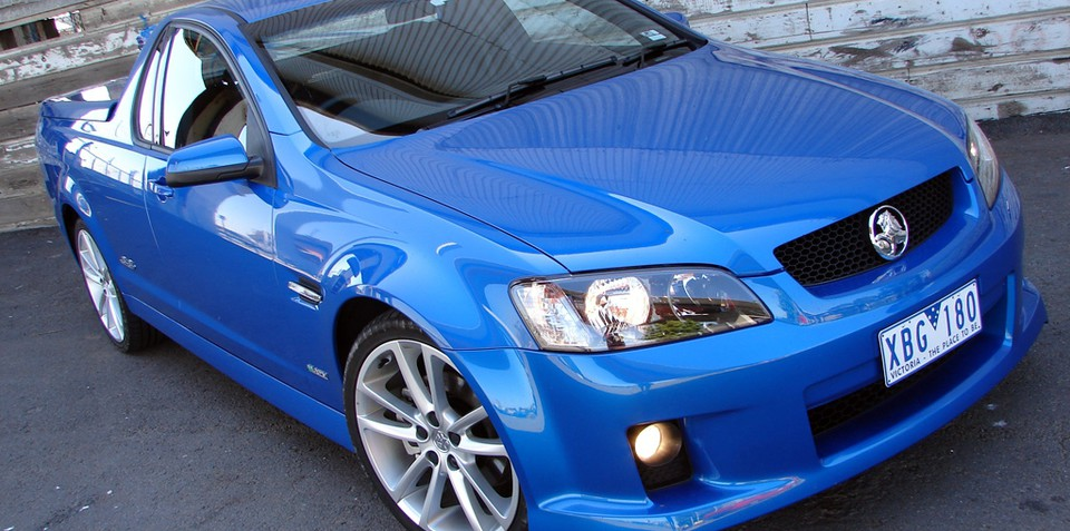 2010 Holden Commodore SS Ute Review