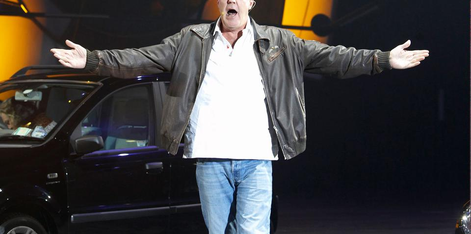 Win Tickets to TopGear Live