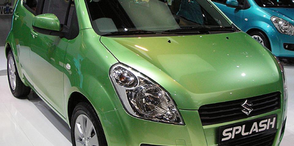 VW-Suzuki start work in January, promising 2009-10 for Suzuki Australia