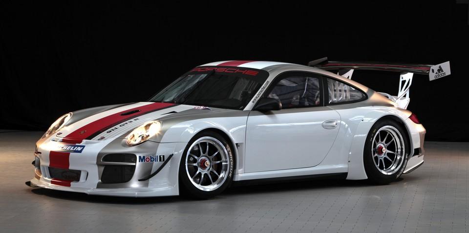 Porsche 911 GT3 R race car launched