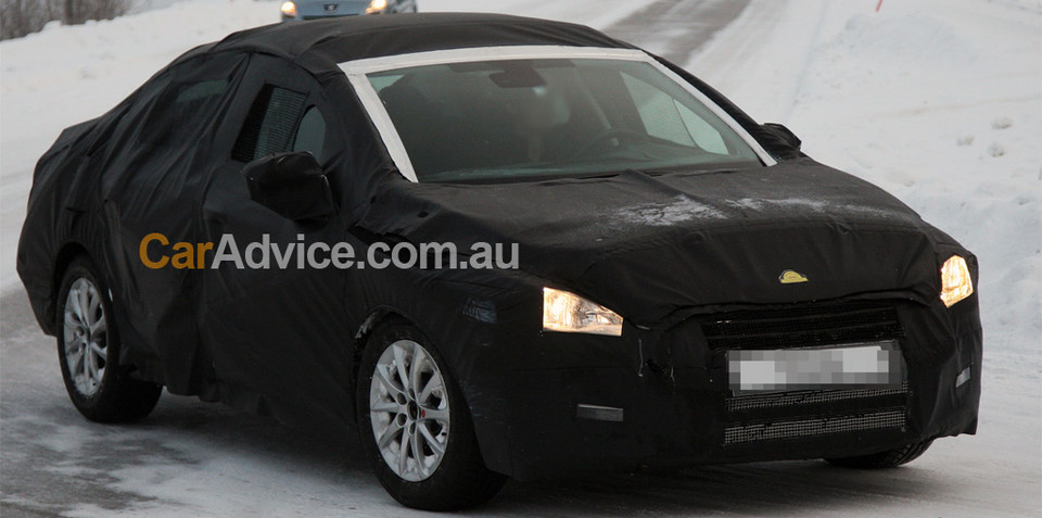 2011 Peugeot 508 spy photos, model to replace 407 & 607