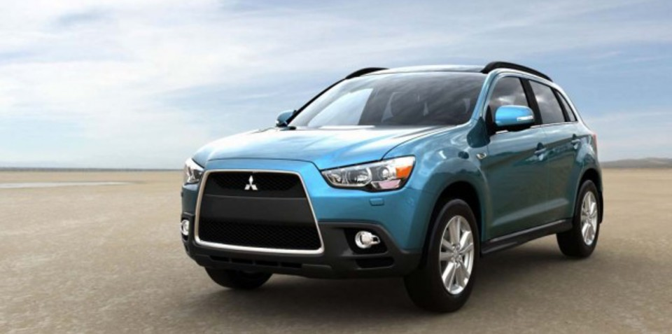 Mitsubishi ASX Compact Crossover to debut in Geneva