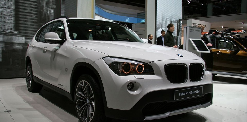 BMW X1 Launched - BMW's entry SUV X1