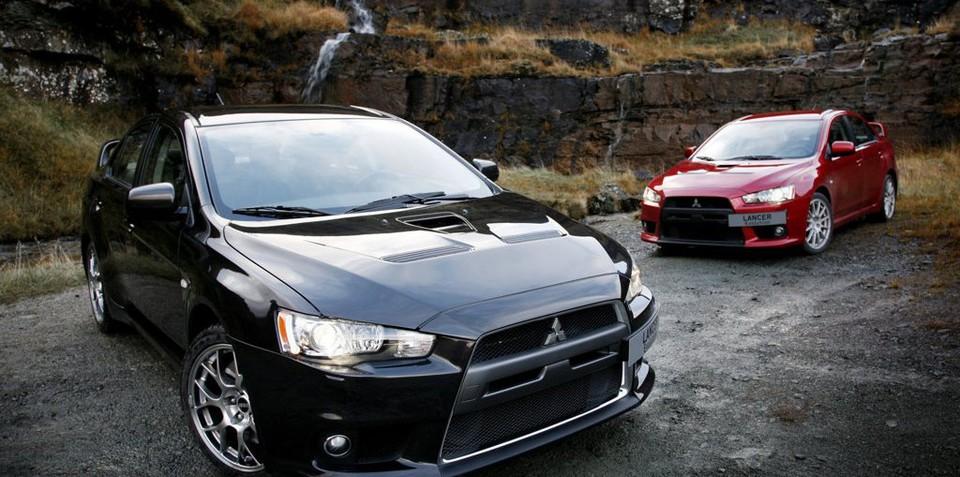 Mitsubishi Lancer Evolution XI could go hybrid