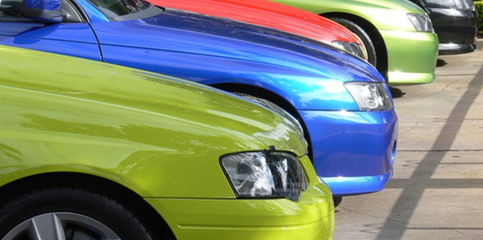 UK survey says new car buyers overwhelemed by choice