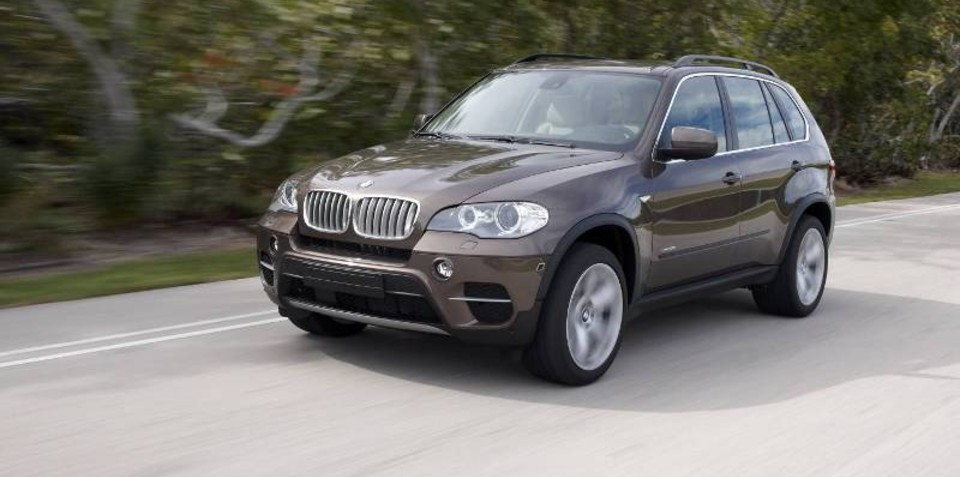 2010 BMW X5 update revealed before June launch