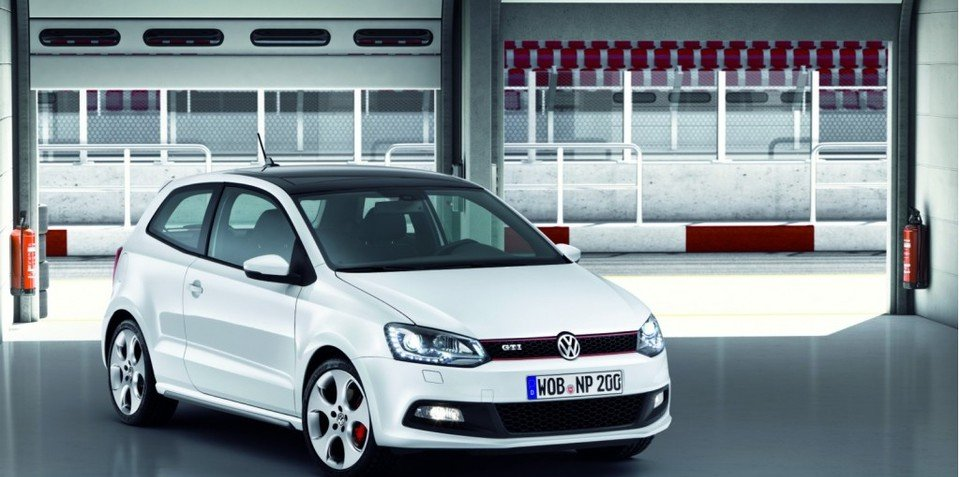 2011 Volkswagen Polo GTI heading to Australia