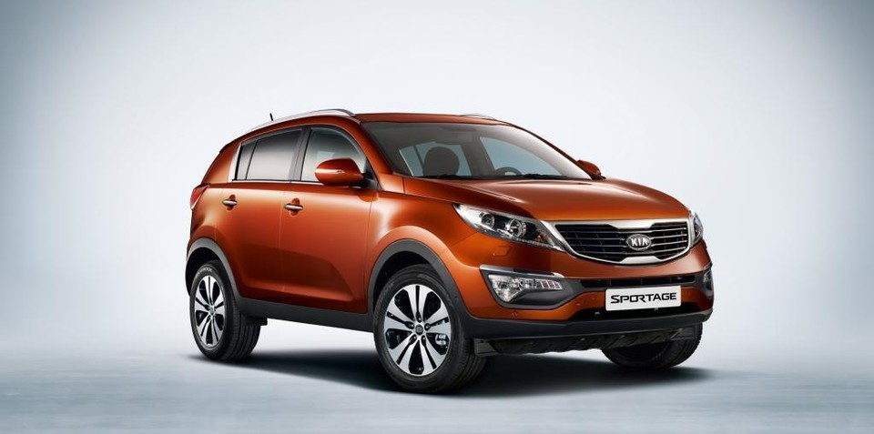 Kia Sportage will make its debut at Geneva motor show