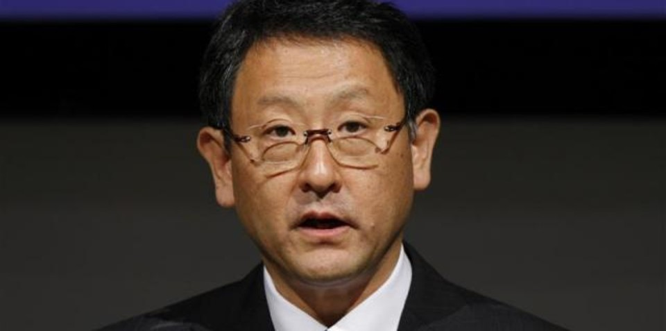 Toyota CEO to take the stand in US hearing into recalls