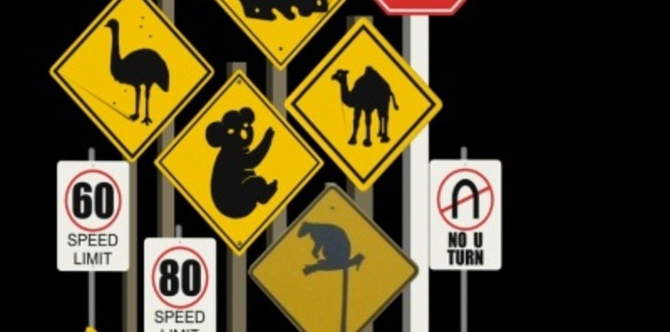 Road Rules - It's time to take some lessons, Australia