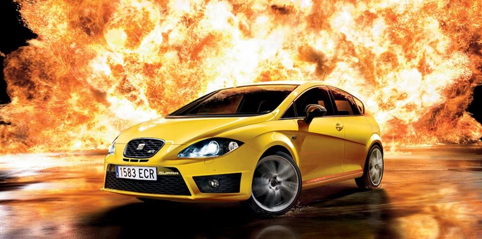 2010 SEAT Leon Cupra R announced