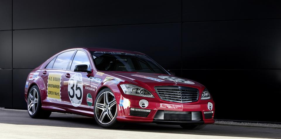 Mercedes-Benz AMG unveils new 5.5-litre twin-turbo V8