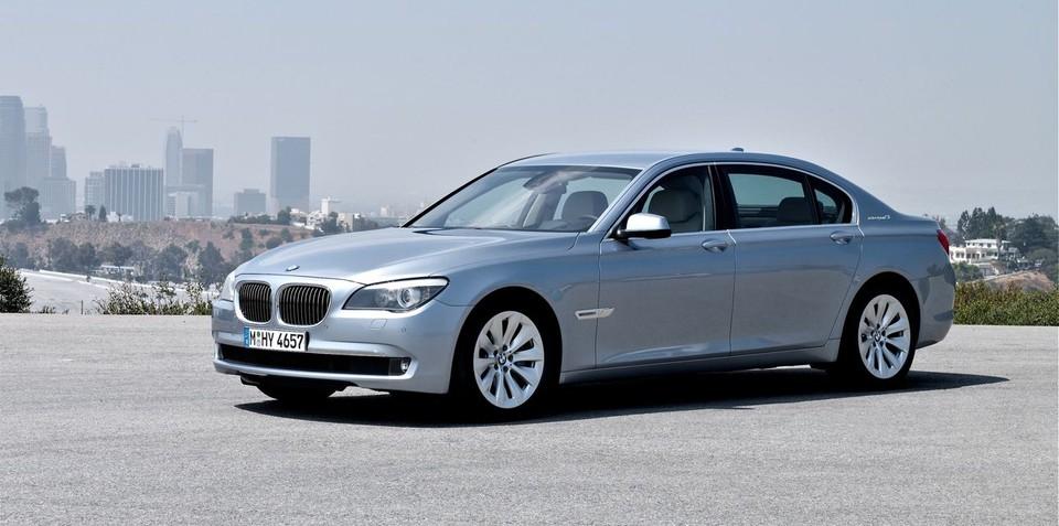 BMW 7 Series, EfficientDynamics programme honoured at UK fleet awards