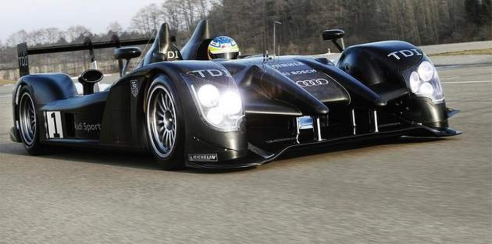 "Audi R15 TDI LMP1 ""plus"" revealed ahead of Sebring"