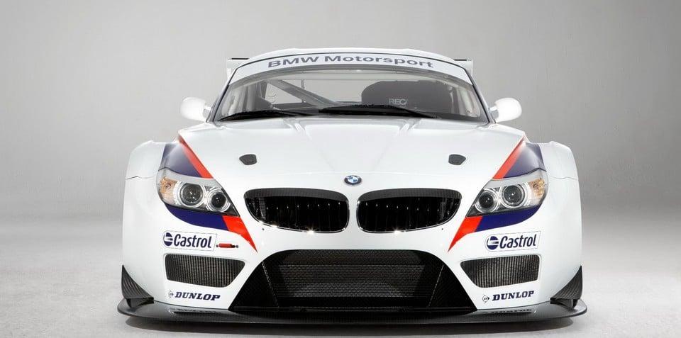 2010 BMW Z4 GT3 racer unveiled