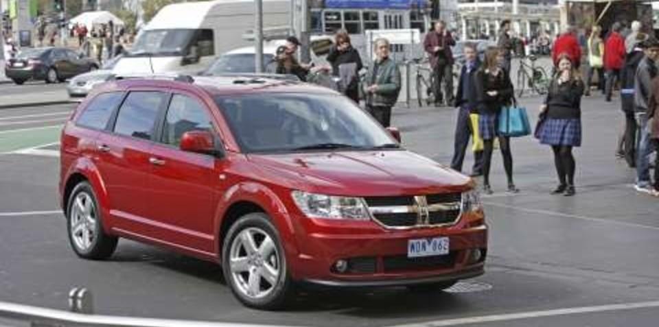 2010 Dodge Journey adds Safety Equipment