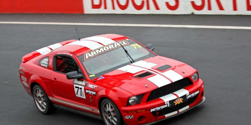 Ford Mustang Shelby GT500 enjoys Bathurst success ahead of local sales launch