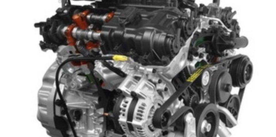 Chrysler Pentastar V6 engine details announced