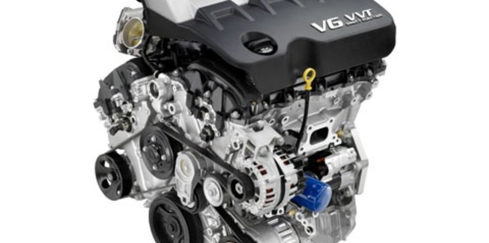 GM working on twin-turbo V6 to combat Ford's new EcoBoost engine