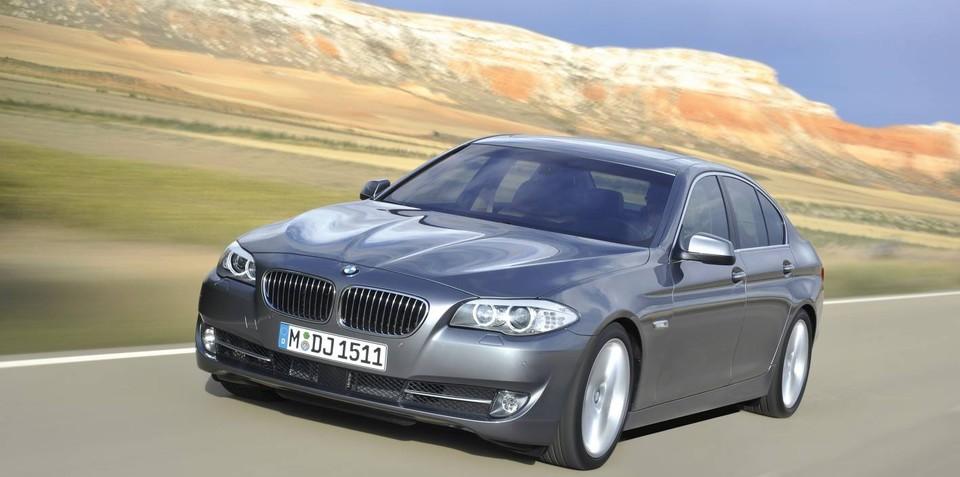2011 BMW 5 Series announced