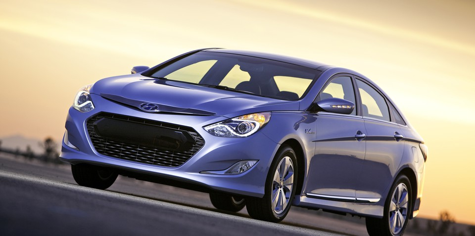 Hyundai Sonata Hybrid will have cost & perfomance advantage