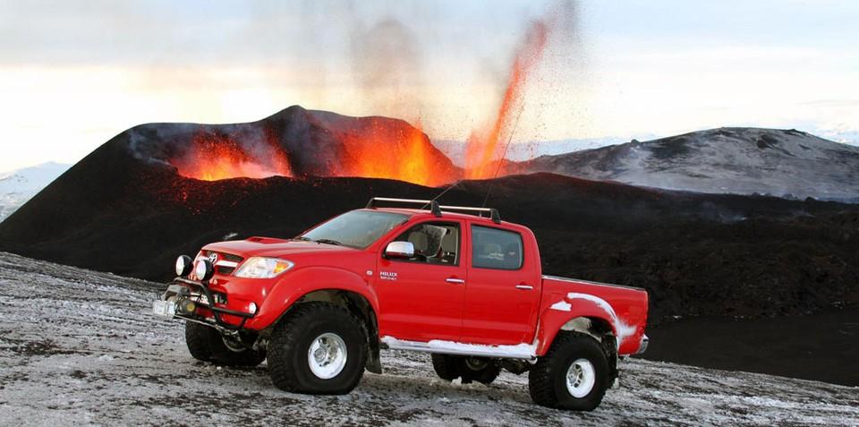 New vehicle sales analysis - April 2010
