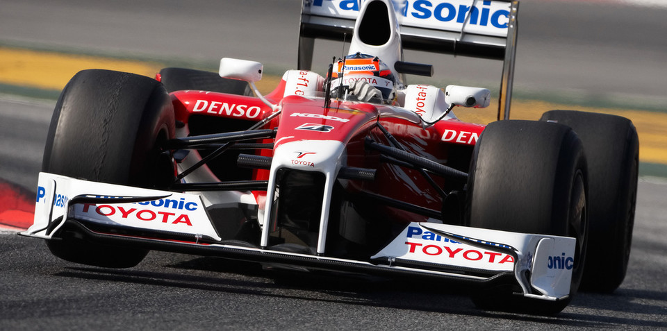 Toyota won't return to Formula One