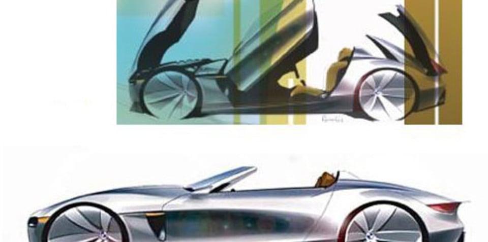 BMW Z Spyder Stradale