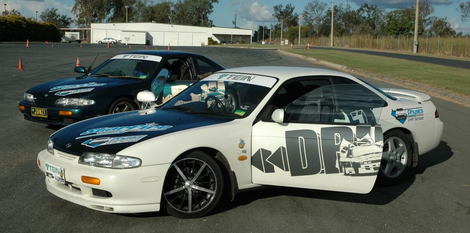 CarAdvice goes to Drift School (SDT)