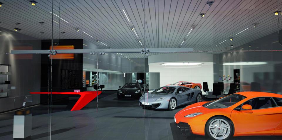 McLaren Automotive announces plans for global sales network