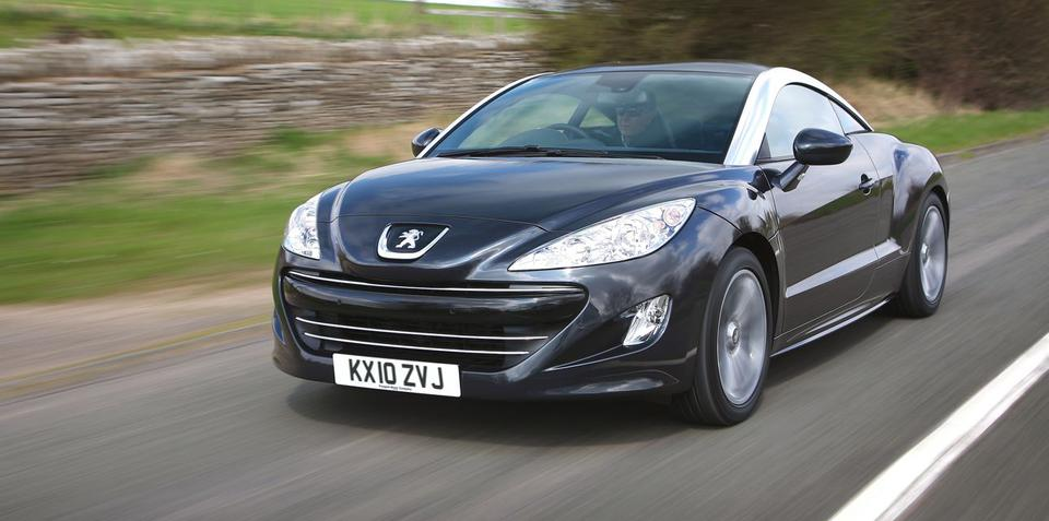 Peugeot RCZ scores a class win at Nurburgring