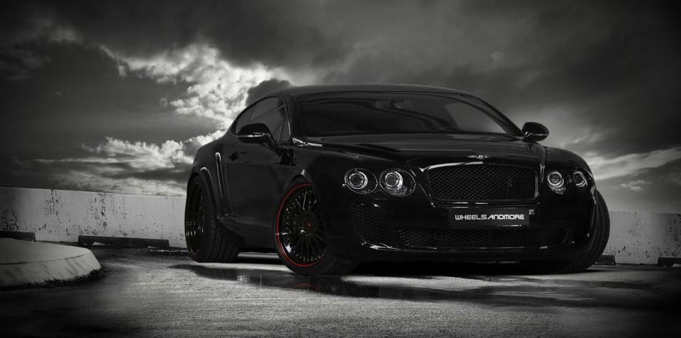 Wheelsandmore reveals custom Bentley Supersports