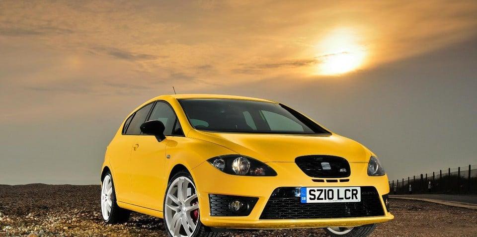 2010 Seat Leon Cupra R on sale in the UK