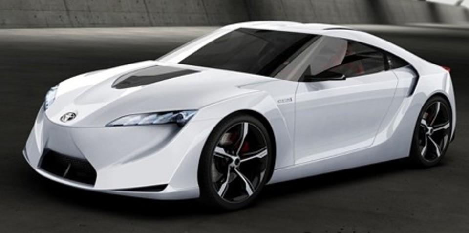 2013 Toyota Supra hybrid development
