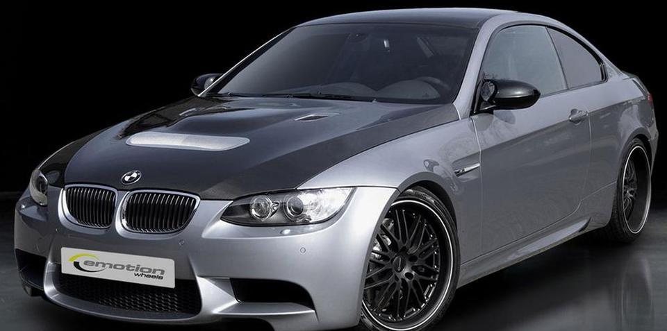 Emotion Wheels 527kW BMW M3