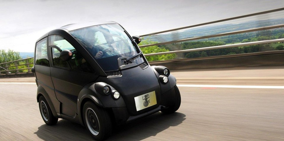T.25 City Car by Gordon Murray – first official photos